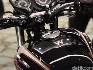 Kawasaki Pasang Kecerdasan Buatan di Motor