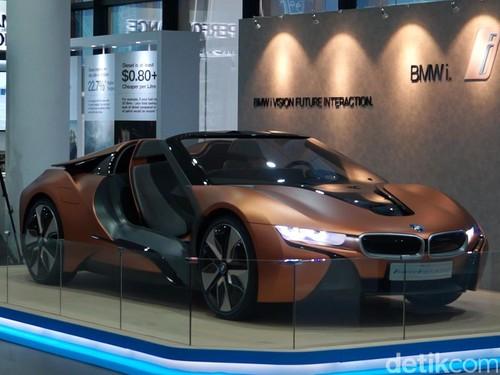 Menengok Kecanggihan Mobil Masa Depan BMW