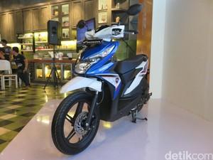 Skuter 110 cc Dipertahanakan, Honda: Untuk Kebutuhan Konsumen