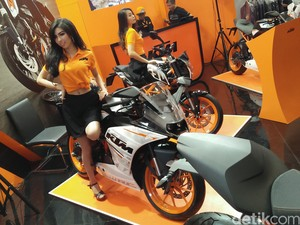 KTM Targetkan 10 Diler Sampai Akhir Tahun