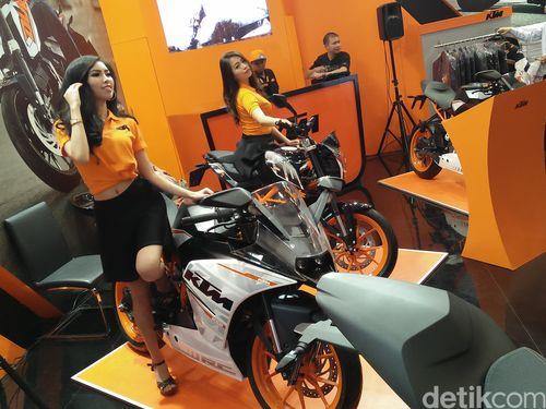 KTM Pikirkan untuk Perluas Jaringan di Indonesia