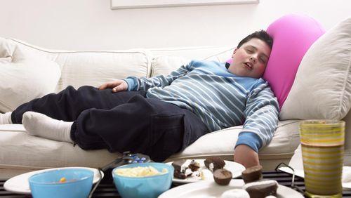 Gangguan Tidur Memperburuk Penyakit Hati pada Remaja Gemuk
