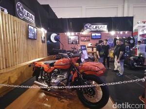 Ural: Banyak Pengendara Harley-Davidson Pindah ke Kami