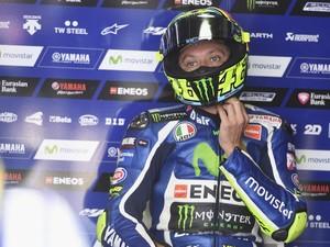 Target Rossi di Sirkuit Istimewa dalam Kariernya
