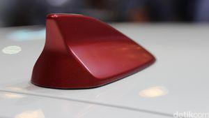 Aksesori Resmi Mazda2