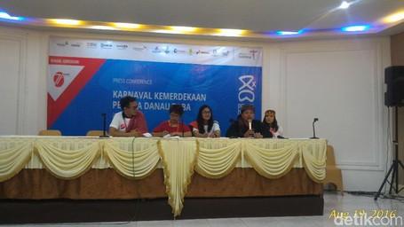 Siap-siap Ke Danau Toba, Lihat Pesta Dan Karnaval Budaya Indonesia