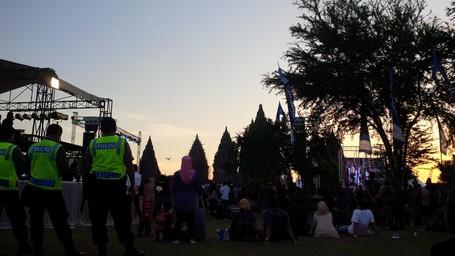 Musik Jazz Hingga Kuliner Jadul Di Prambanan Jazz 2016