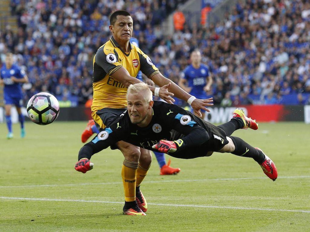 Pencerahan yang Terlambat untuk Leicester Maupun Arsenal