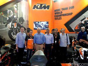 Banting Harga, KTM Laris Manis di GIIAS 2016
