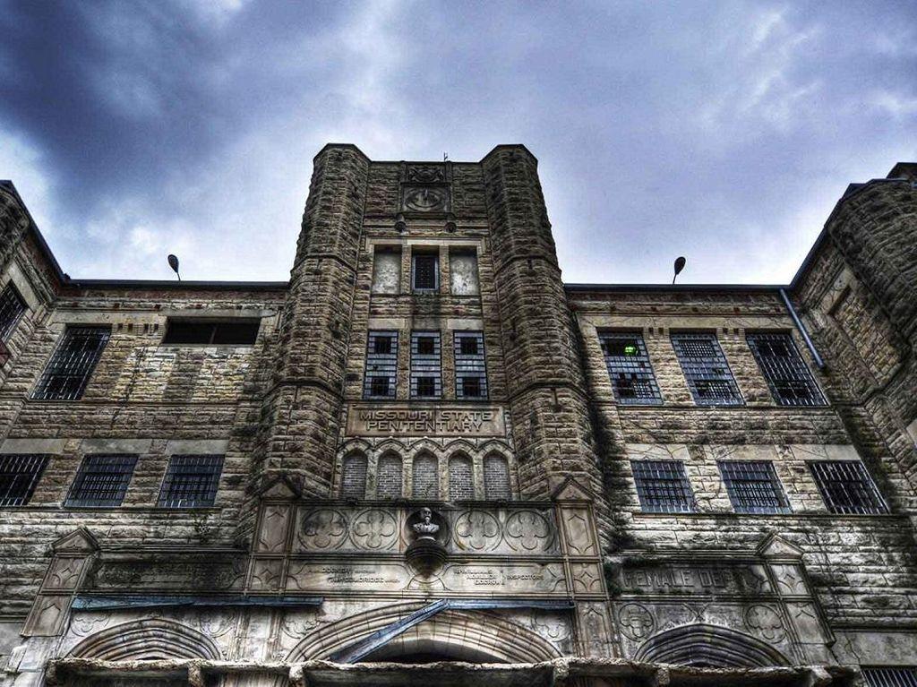 Ngeri! Wisata ke Bekas Penjara Berdarah di AS