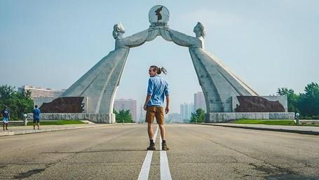 Promosi Wisata Korea Utara, Vlogger Inggris Malah Dikritik