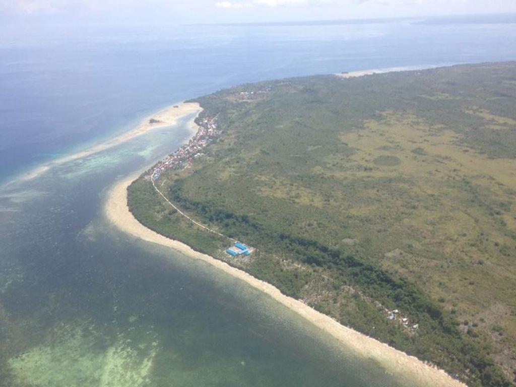 Pemandangan Penerbangan Paling Indah di Indonesia, Kalau Tidur Rugi!