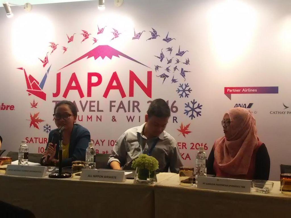 Serbu! Ada Aneka Promo Tiket & Hadiah Menarik di Japan Travel Fair 2016