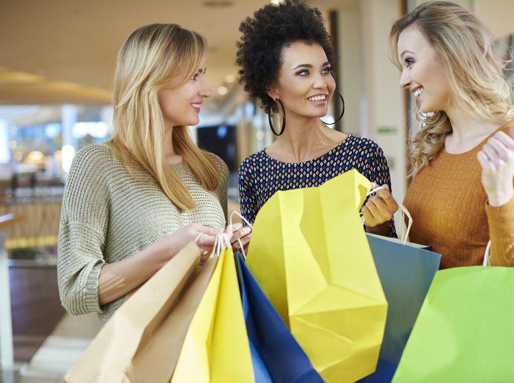Shopaholic, Kendalikan Nafsu Belanja Anda dengan Aturan '72 Jam'