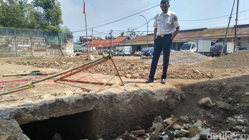Bunker Belanda yang Ditemukan di Lahan KAI Bandung Akan Dijadikan Wisata Sejarah