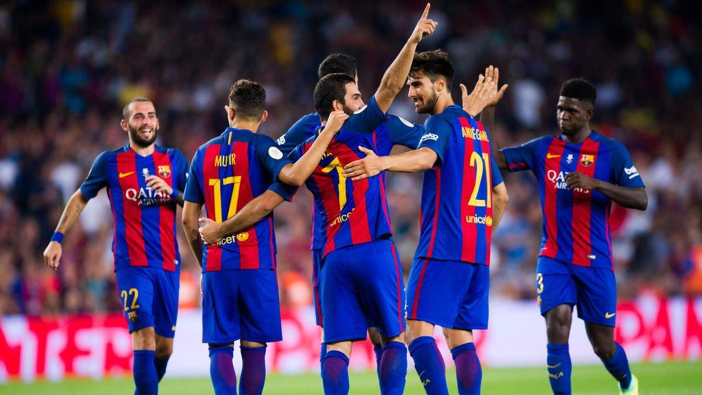 'Barca Tim Paling Kompetitif, Kami Bisa Juara Liga Spanyol'