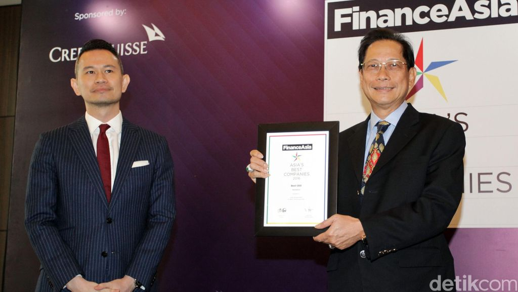 BCA Raih Asias Best Companies 2016