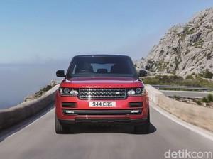 Range Rover Dilengkapi Mesin V6 dan Teknologi Semi Otonom