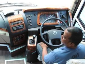 Ini Strategi Mercedes Benz Hadapi Persaingan dengan Bus Eropa Lainnya