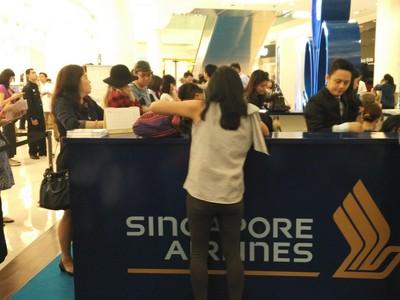 Serbu! Aneka Promo Menarik di Singapore Airlines-BCA Travel Fair 2016