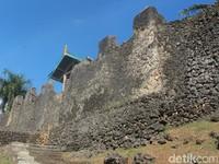 Potret Benteng Terluas Sedunia di Indonesia