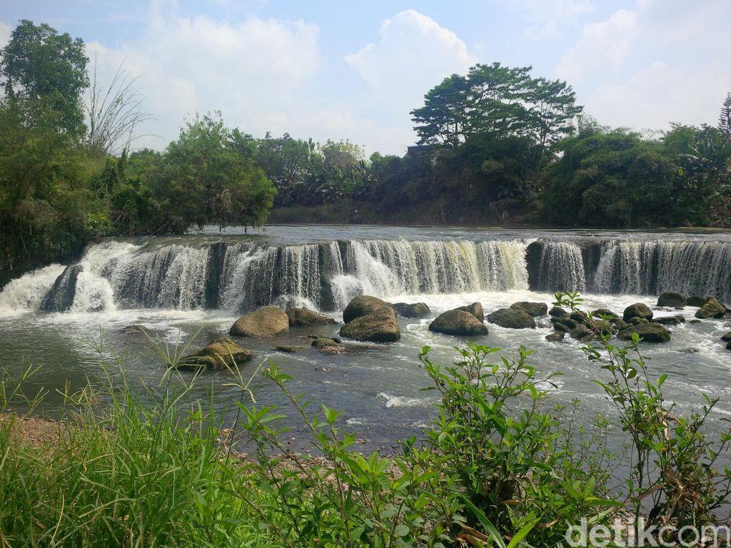 Piknik detikTravel ke Bekasi, Ada Air Terjun Cantik!