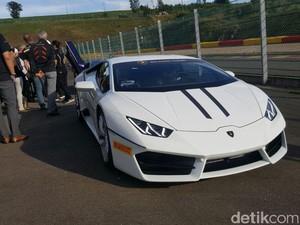 Setelah SUV, Lamborghini Pertimbangkan Sedan 4 Pintu?