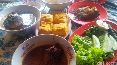 Gabus Pucung RM Lestari Bekasi, Sedap!