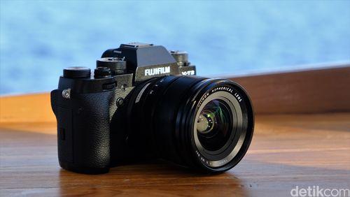 kamera Fotografer Profesional