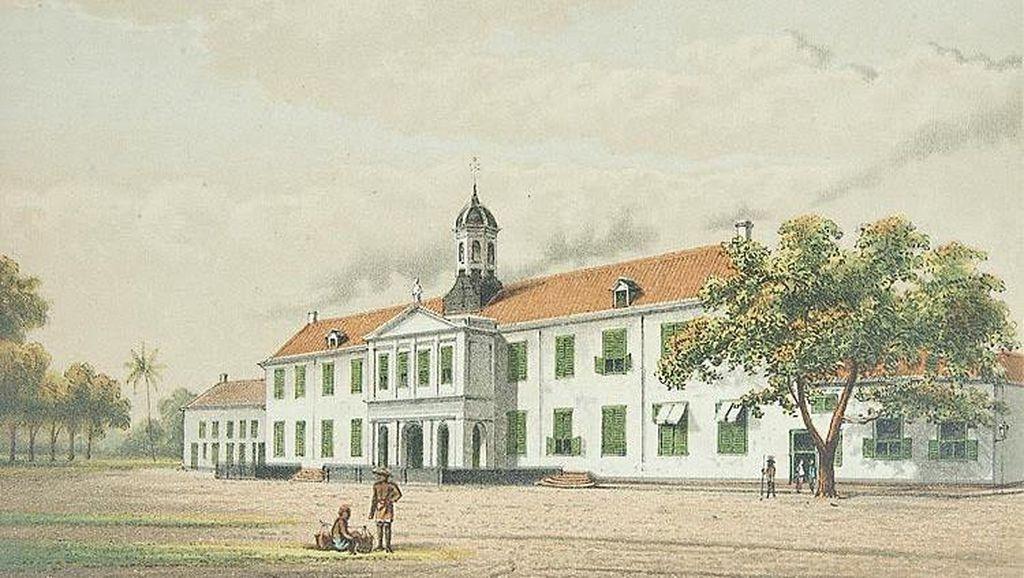 Menggugat Pendiri Kota Batavia