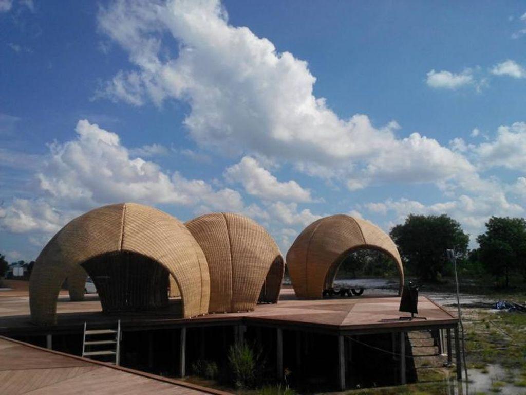 Destinasi Baru Untuk Liburan Ke Belitung: Rumah Keong