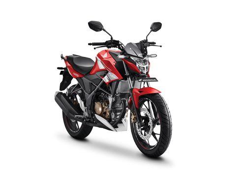 Honda CB150R StreetFire Lebih Segar dengan Kostum Baru