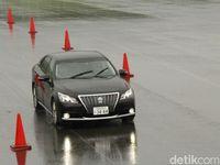 Menguji Sistem Keamanan Toyota di Jepang