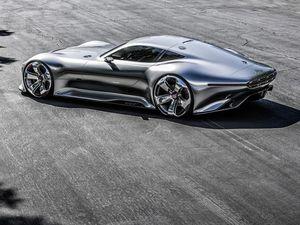Mercedes-AMG Siapkan Hypercar Terbaru