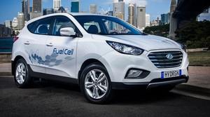 Mobil Hidrogen Hyundai Mendarat di Australia Tahun 2018