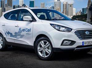 Hyundai Berencana Lahirkan Mobil Hidrogen dengan Harga Terjangkau