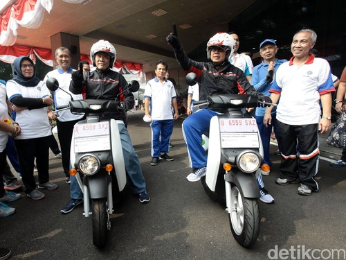 Motor Listrik, Upaya Menuju Langit Biru Indonesia