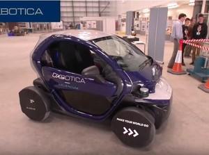 Ini Mobil Otonom yang Bisa Bantu Peneliti Jelajahi Mars