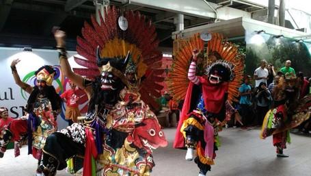 Indonesia Street Festival Hebohkan Bukit Bintang, Kuala Lumpur