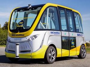 Bus Otonom Diuji Coba di Australia