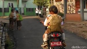 Banyak Anak di Bawah Umur Bawa Kendaraan, Karena Orang Tua Cuek
