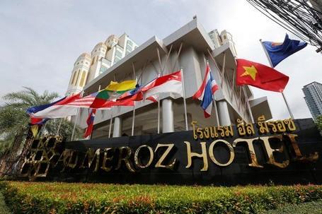 Keren, Thailand Punya Hotel Halal