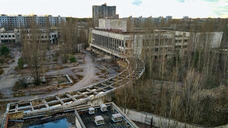 Wisata Kontroversial Ke Kota Bekas Bencana Nuklir