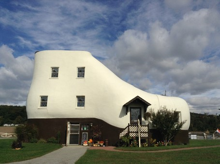 Inikah Rumah Paling Unik di Amerika?