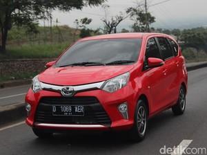 LCGC Tidak Boleh Jadi Taksi Online, Ini Kata Toyota