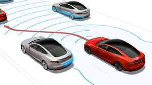 Sistem Autopilot Tesla Versi 8 Gunakan Radar