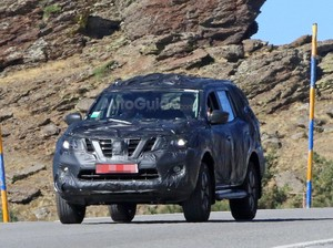 Nissan Masih Rajin Uji SUV Berbasis Navara