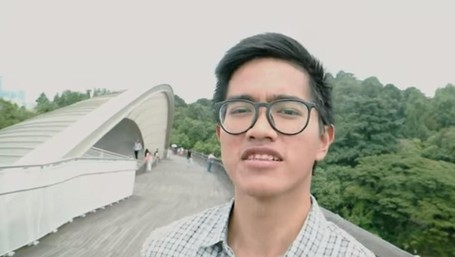 Ide Tempat Liburan Gratis Di Singapura Ala Anak Jokowi