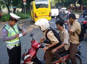 Polisi: Belum Ada Hukum yang Menjerat Orangtua