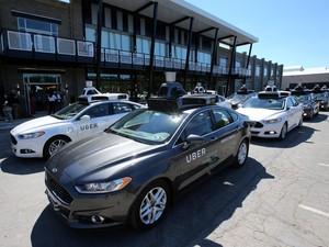 Taksi Otonom Sudah Mulai Uji Jalan